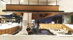 10DESIGN KAMA TEN JAPANESE RESTAURANT HOSPITALITY DESIGN INTERIOR WOOD RICE AND HEAVEN CREATE M BANG