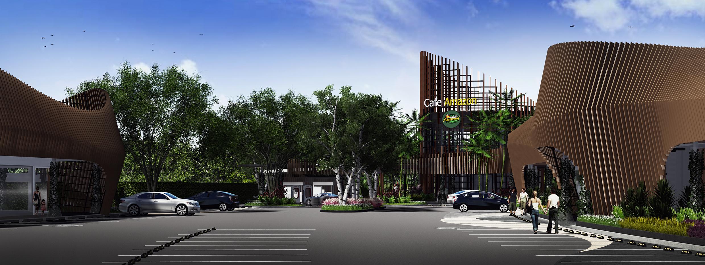 10DESIGN PTT GAS STATION LANDSCAPE ARCHITECT DESIGN PROJECT 02