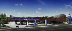 10DESIGN PTT GAS STATION LANDSCAPE ARCHITECT DESIGN PROJECT 05