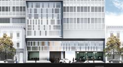 Chanwanich building renavation 10design architecture skin facade concrete scheme 09