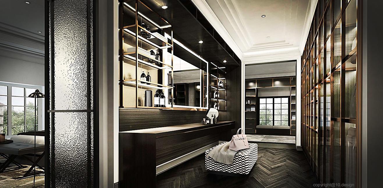 10 design interior design luxury house t&s residence 17