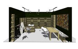 10DESIGN interior design goon studio photo paint shop retail commercial design 03