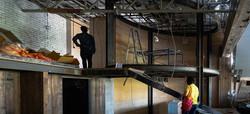 10Design dream loft bar interior design construction 13