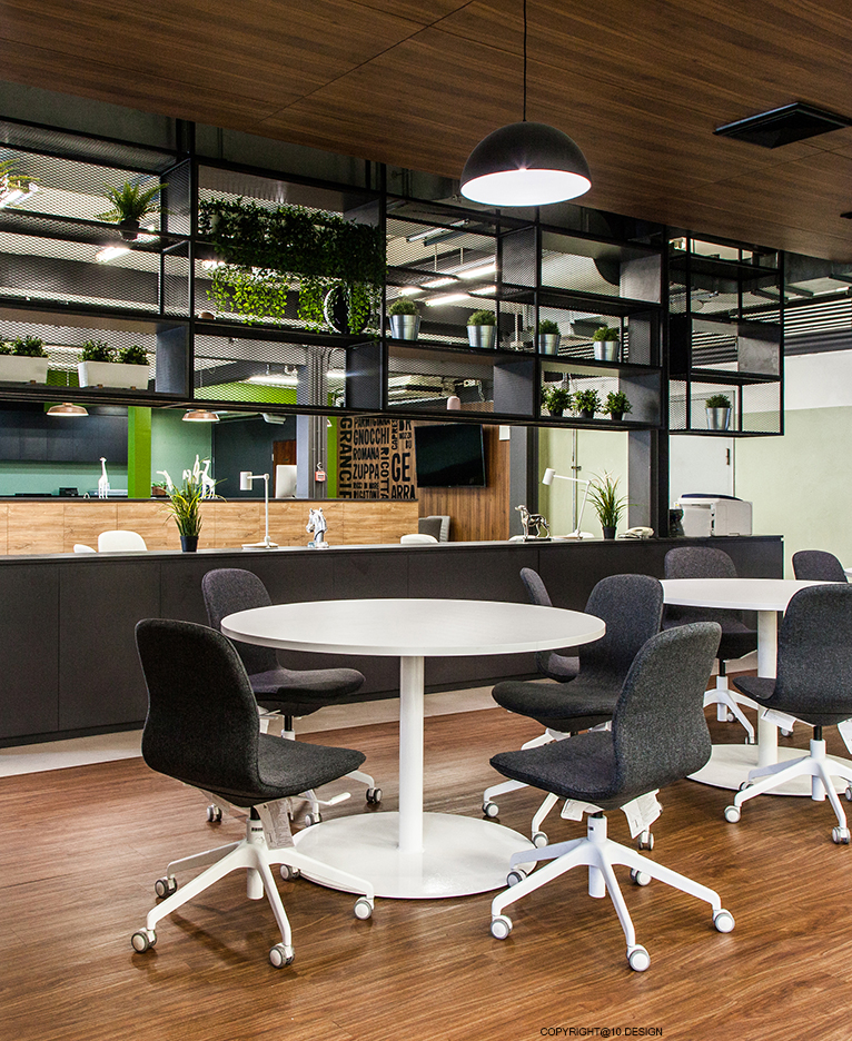 10DESIGN CHANWANICH CO WORKING SPACE CORPORATE OFFICE WORK PLACE INTERIOR DESIGN 12