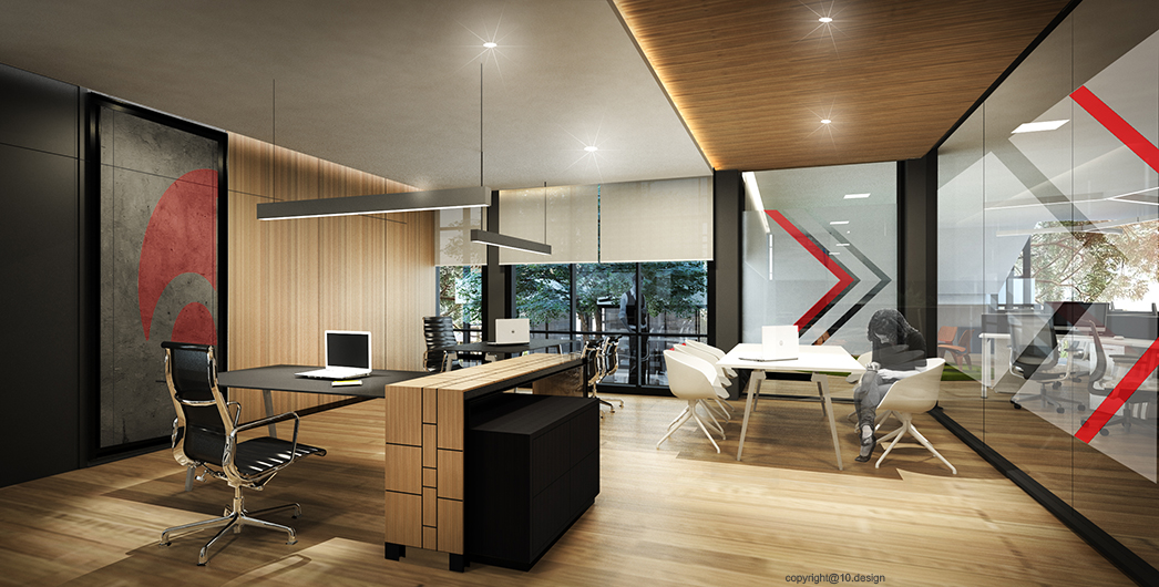 10 design space architecture landscape interior design bertram creative office 09