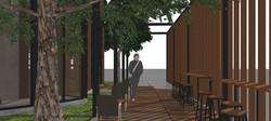 10DESIGN PTT GAS STATION LANDSCAPE ARCHITECTURE FACADE CURVE DESIGN PROJECT 07