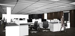 10design corporate office Weerawong C&P law firm interior design 03