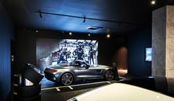 benz showroom 10 design amg interior des