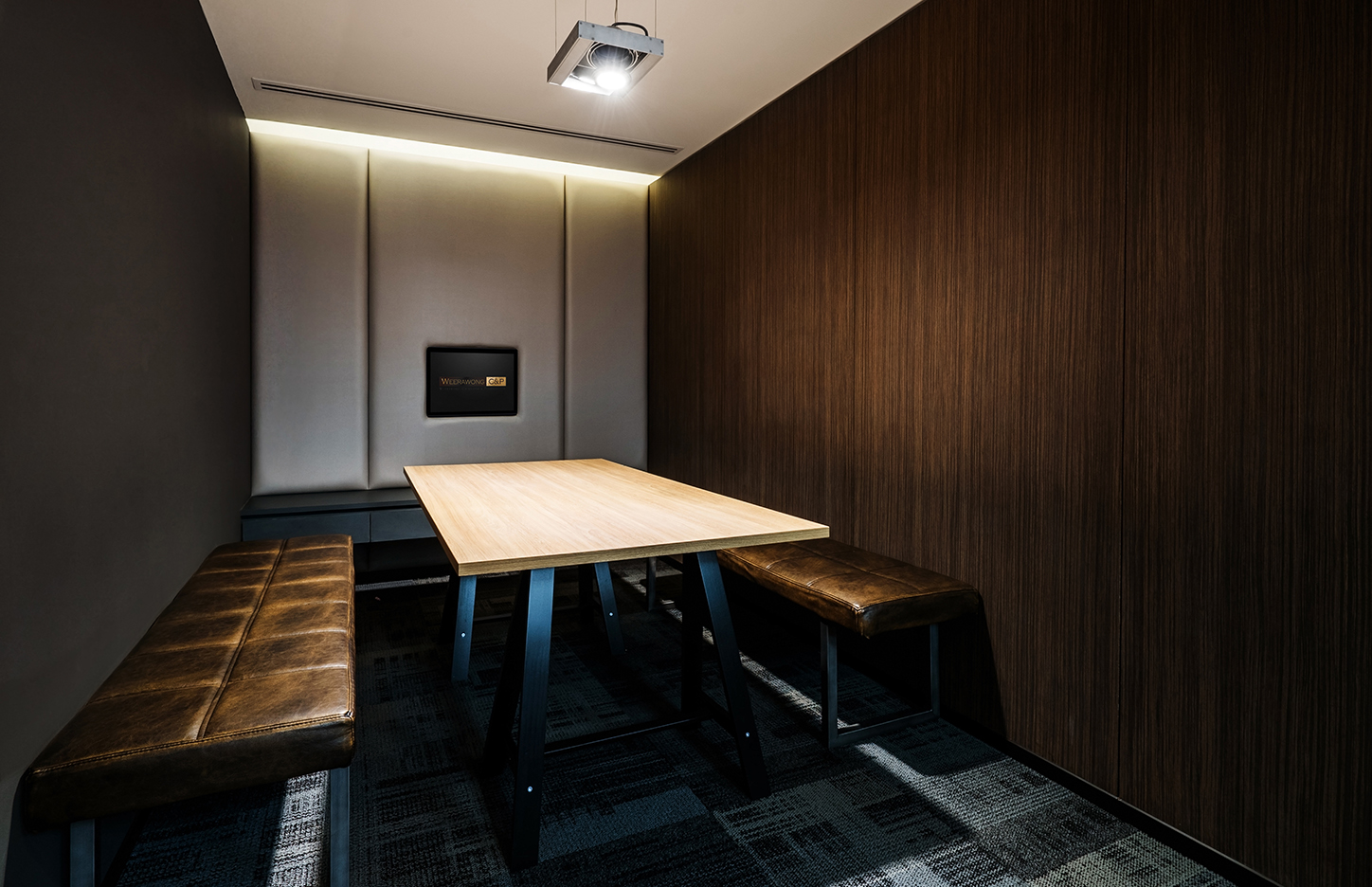 10design Weerawong C&P office interior design law firm 06