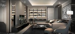 TBT design space interior residence LP90 12