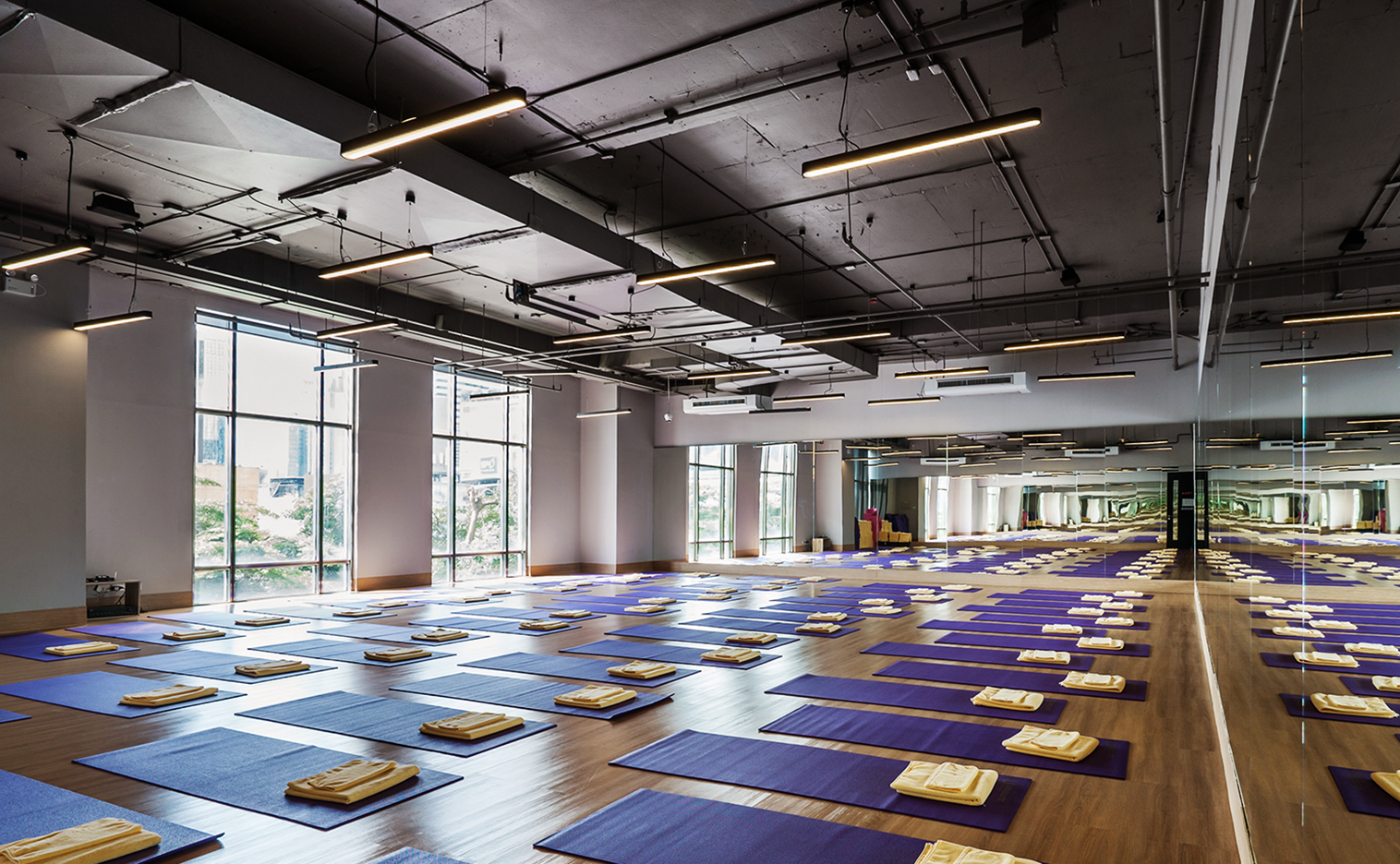 10DESIGN absolute U yoga fitness life style bangkok wellness interior design 17