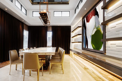 lerd residence interior design residential project house leisure design modern architecture 31