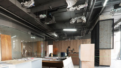 10DESIGN absolute U yoga fitness life style bangkok wellness interior design construction process 03