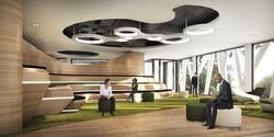 10design green latex corporate office co