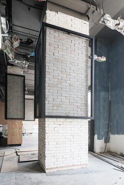 10DESIGN absolute U yoga fitness life style bangkok wellness interior design construction process 05