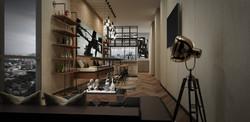 TBT-DAF interior design residence tony residence 9