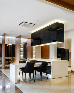 lerd residence interior design residential project house leisure design modern architecture 11