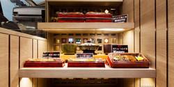 10 design shion sushi bar japanese booth takeaway interior emquartier bangkok restaurant 10