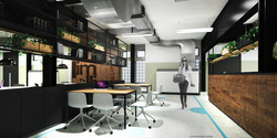 10DESIGN CHANWANICH CO WORKING SPACE CORPORATE OFFICE WORK PLACE INTERIOR DESIGN DRAWING 04