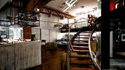 TBT design interior restaurant dream loft 3