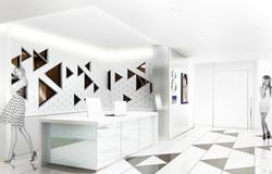 10Design apex medical center interior design 01