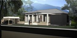 TBT-DAF interior RESIDENCE HOUSE VACATION KHOYAI 10