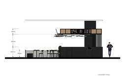 10 design kama ten japanese restaurant interior design 03
