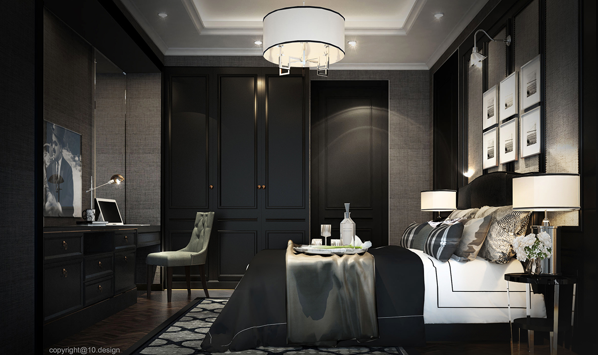 the circle residence 10 design residential suite 04