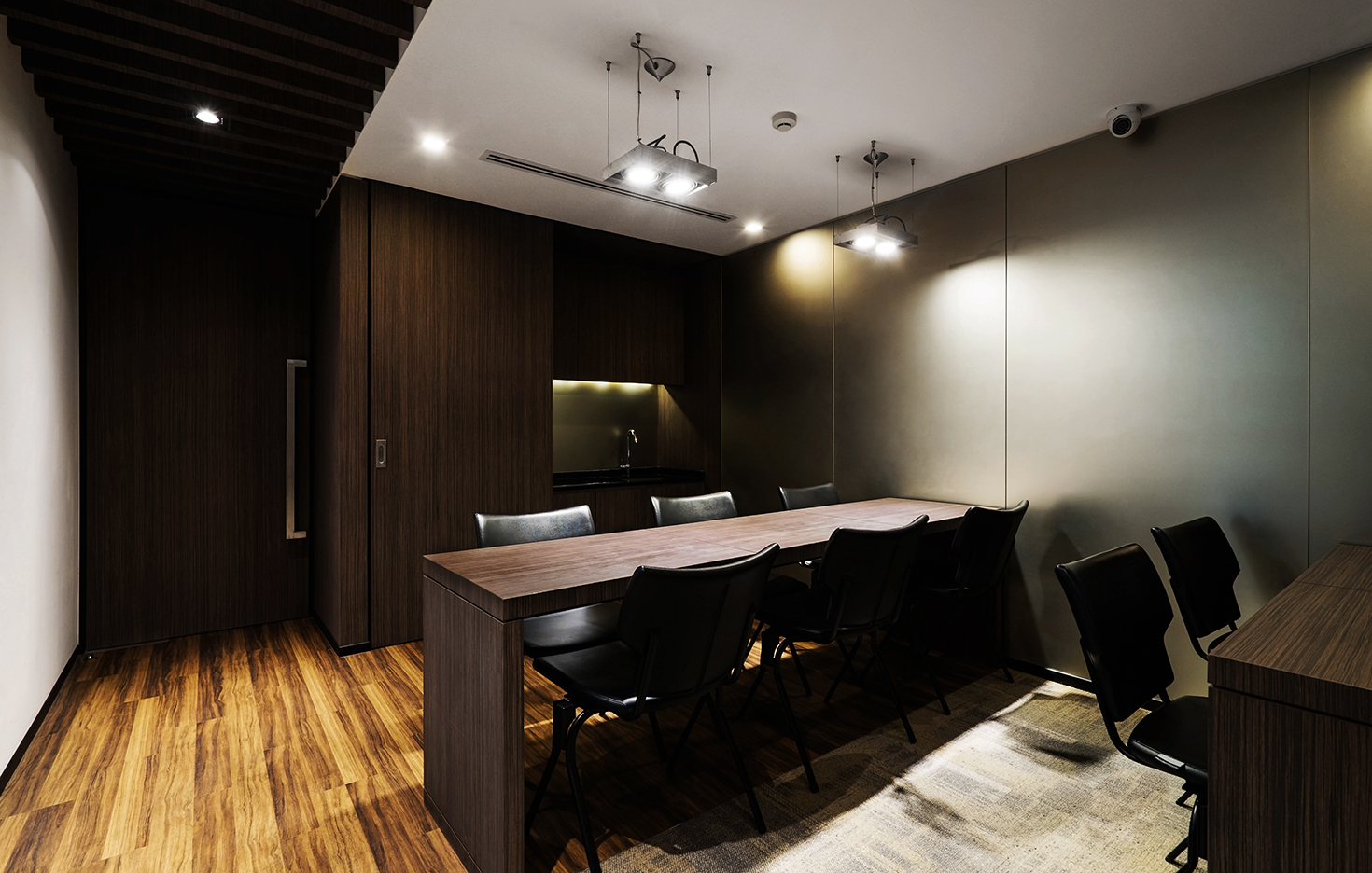 10design Weerawong C&P office interior design law firm 13