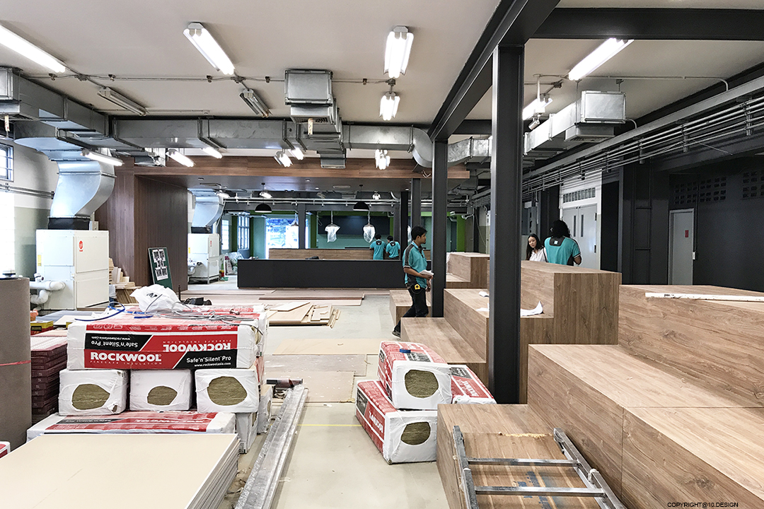 10DESIGN CHANWANICH CO WORKING SPACE CORPORATE OFFICE WORK PLACE INTERIOR DESIGN CONSTRUCTION 01