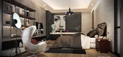 TBT design space interior residence LP90 06