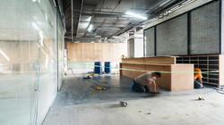 10DESIGN absolute U yoga fitness life style bangkok wellness interior design construction process 06