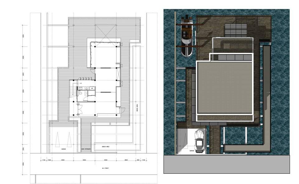 TBT-DAF interior design house boat 32