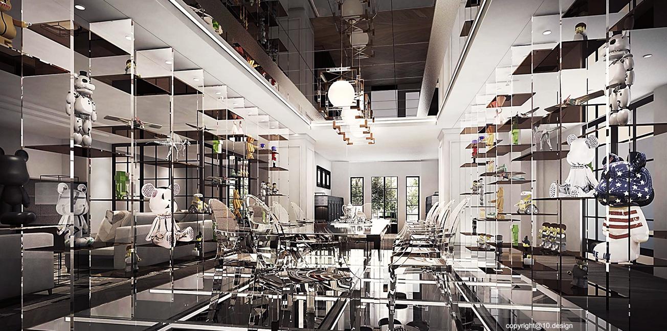 10 design interior design luxury house t&s residence 06