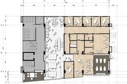 10Design apex medical center interior design 06