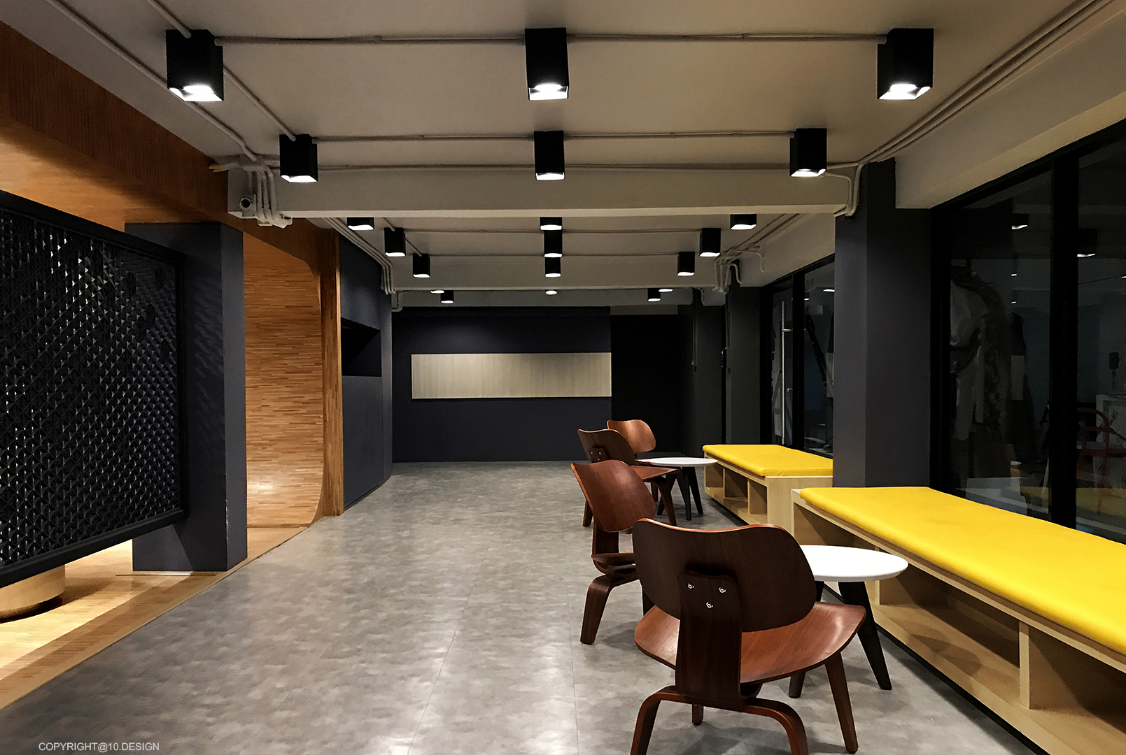 10DESIGN ookbee head office interior design start up 11