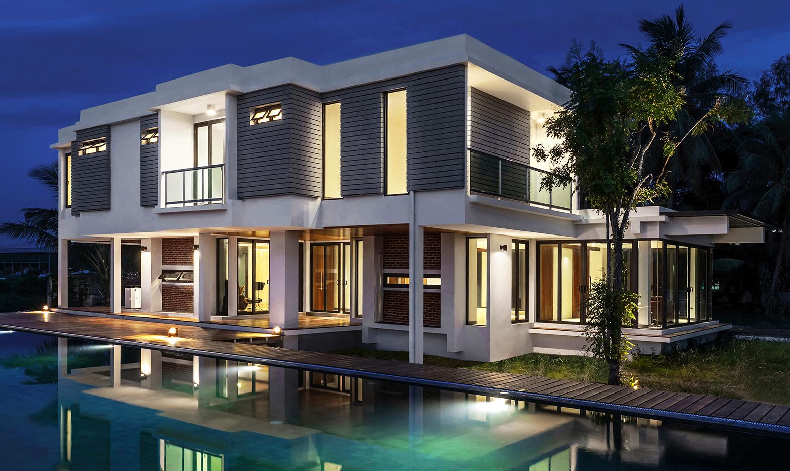 10design uthai residence house design modern architecture pattani thailand swimming pool 02