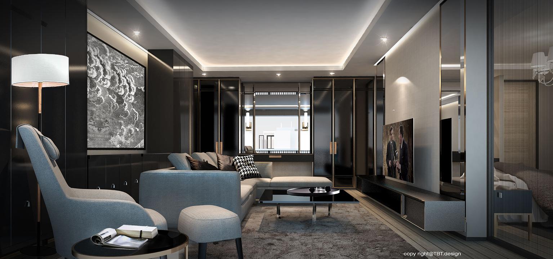 TBT design space interior residence LP90 05