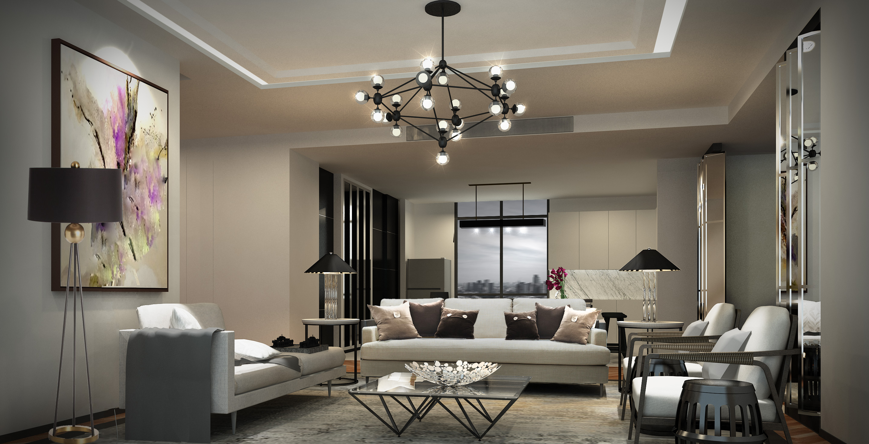 TBT-DAF interior design residence tony residence 1