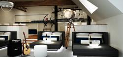 10Design dream loft bar interior design 01