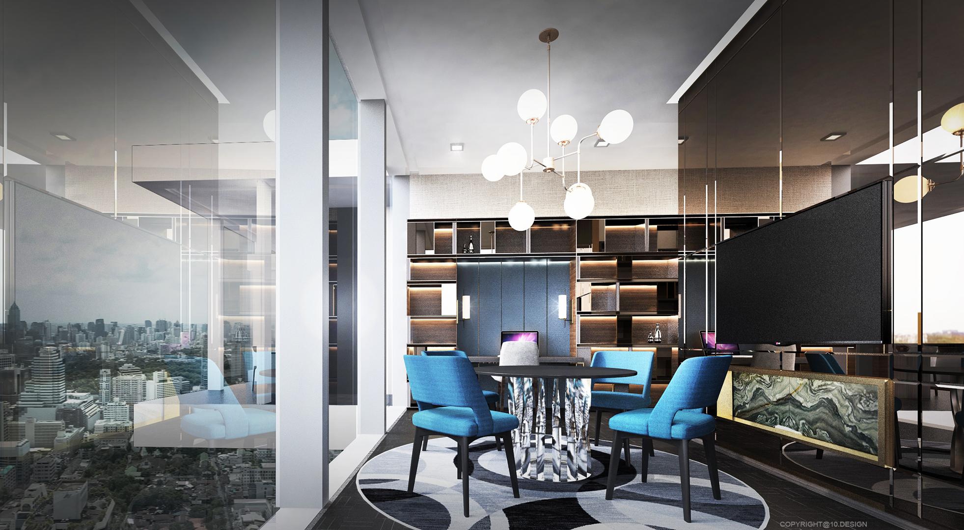 10.design mahanakorn residence interior design 04