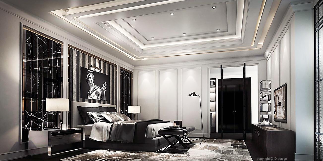 10 design interior design luxury house t&s residence 15