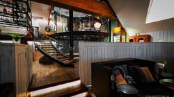 TBT design interior restaurant dream loft 1