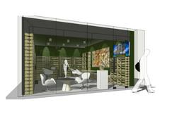 10DESIGN interior design goon studio photo paint shop retail commercial design 02