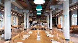 TBT design space interior mint cafe 02