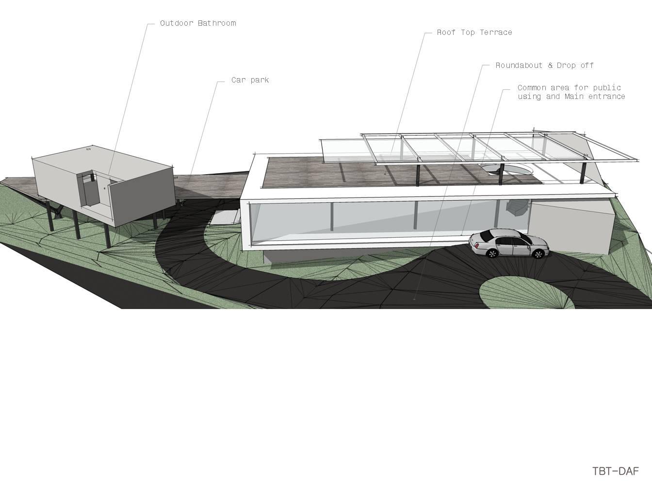 TBT-DAF interior design house khoyai thailand phupattra 7