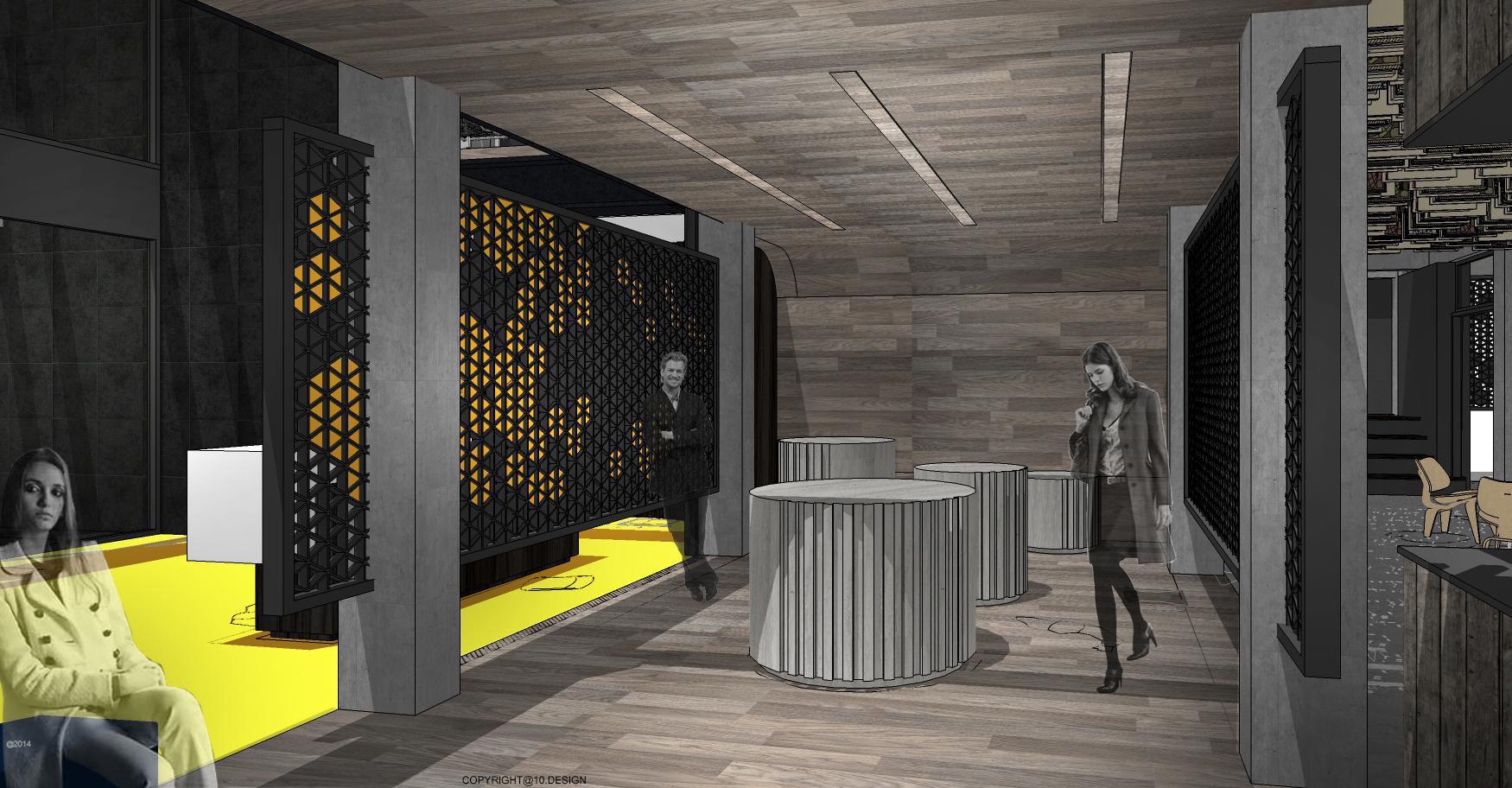 10DESIGN ookbee head office interior design start up THAILAND 02