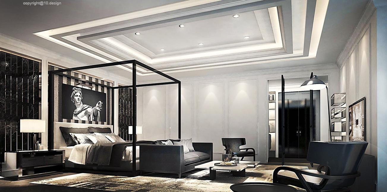 10 design interior design luxury house t&s residence 01