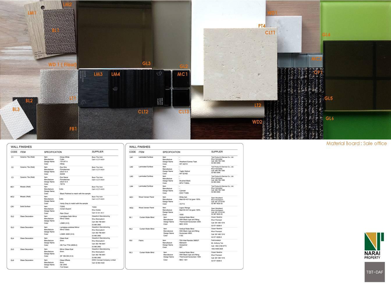 TBT-DAF interior parkland narai condominium 10