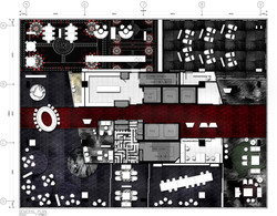 TBT-DAF interior design 42 43 super penthouse column tower bangkok thailand 13.j